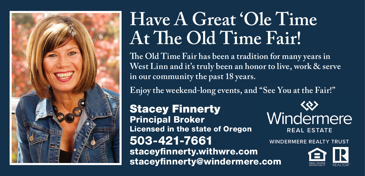 The Old Time Fair in Lake Oswego, OR, Real Estate Agents